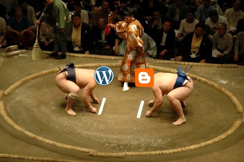 blogger versus wordpress